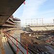 49ers' stadium