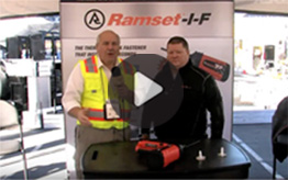 Ramset at World of Concrete Video
